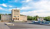 Building University Of Tirana