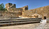 Old Mertola castle
