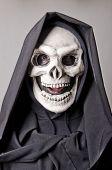 Skull Dress, Expressive.