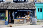 Cheese shop, Burford.