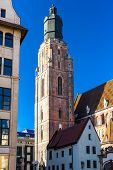 St Elisabeth''s Church, Main Market Square, Wroclaw, Silesia, Poland