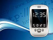 Palm Phone Background