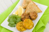 South Asian Starter Selection