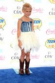 LOS ANGELES - AUG 10:  Alyvia Alyn Lind at the 2014 Teen Choice Awards Press Room at Shrine Auditori