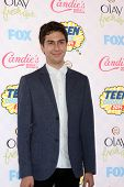 LOS ANGELES - AUG 10:  Nat Wolff at the 2014 Teen Choice Awards Press Room at Shrine Auditorium on A
