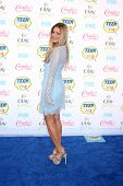 LOS ANGELES - AUG 10:  Justine Ezarik, aka iJustine at the 2014 Teen Choice Awards Press Room at Shr