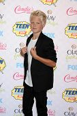 LOS ANGELES - AUG 10:  Carson Lueders at the 2014 Teen Choice Awards at Shrine Auditorium on August