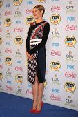 LOS ANGELES - AUG 10:  Shailene Woodley at the 2014 Teen Choice Awards Press Room at Shrine Auditori
