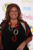 LOS ANGELES - AUG 10:  Abby Lee Miller at the 2014 Teen Choice Awards at Shrine Auditorium on August