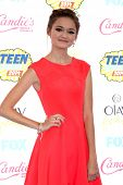 LOS ANGELES - AUG 10:  Ciara Bravo at the 2014 Teen Choice Awards Press Room at Shrine Auditorium on August 10, 2014 in Los Angeles, CA