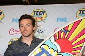 LOS ANGELES - AUG 10:  Ian Harding at the 2014 Teen Choice Awards Press Room at Shrine Auditorium on August 10, 2014 in Los Angeles, CA
