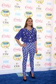 LOS ANGELES - AUG 10:  Willow Shields at the 2014 Teen Choice Awards at Shrine Auditorium on August 10, 2014 in Los Angeles, CA