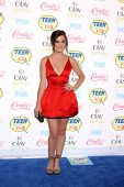 LOS ANGELES - AUG 10:  Lucy Hale at the 2014 Teen Choice Awards at Shrine Auditorium on August 10, 2014 in Los Angeles, CA