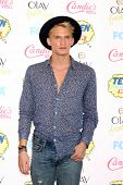 LOS ANGELES - AUG 10:  Cody Simpson at the 2014 Teen Choice Awards at Shrine Auditorium on August 10, 2014 in Los Angeles, CA