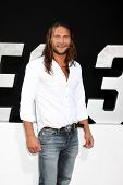 LOS ANGELES - AUG 11:  Zach McGowan at the