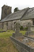 Antique Graveyard