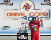 Nascar:  February 13 Drive4Copd 300