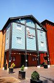 Courtyard Theatre, Stratford-upon-Avon.
