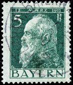 Bavaria Stamp