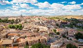 Toledo old town Cityscape Spain