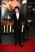 LOS ANGELES - JAN 8:  Leehom Wang at the