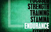 Endurance Core Principles as a Concept Abstract