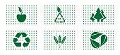 Green Concept Icon Set
