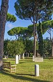 picture of cemetery  - The Protestant Cemetery  - JPG
