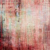 Old, grunge background texture. With different color patterns: brown; pink; red (orange); yellow (beige)