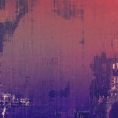 Grunge texture, may be used as background. With different color patterns: purple (violet); pink; blue