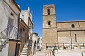 Cathedral Church of Acerenza. Basilicata. Southern Italy.