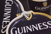 Beermats From Guinness Beer