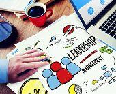 Businessman Leadership Management Ideas Worker Concept