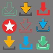 Download Technology Online Internet Icon Symbol Vector Concept