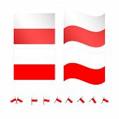 Poland Flags