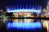 Vancouver BC Place Stadium, BC, Canada