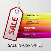 sale infographics
