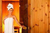 foto of relaxation  - Spa beauty treatment and relaxation concept - JPG