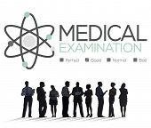 pic of medical examination  - Medical Examination Check Up Diagnosis Wellness Concept - JPG