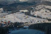 picture of lowlands  - Panorama ski resort - JPG