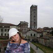 Rosi en Lucca