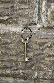 Key On Wall