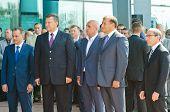 Viktor Yanukovich, Michail Dobkin,gennady Kernes